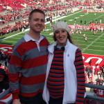 Jack and Jills first OSU-Michigan Gam